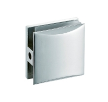 Крепление стена-стекло