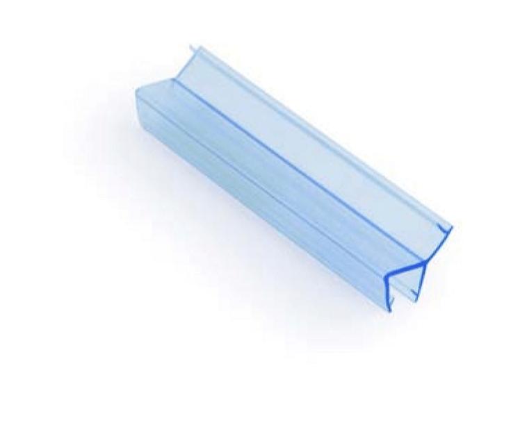 Уплотнитель стекло-стекло/пол/стена 135