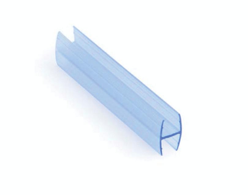Уплотнитель стекло-стекло 180°