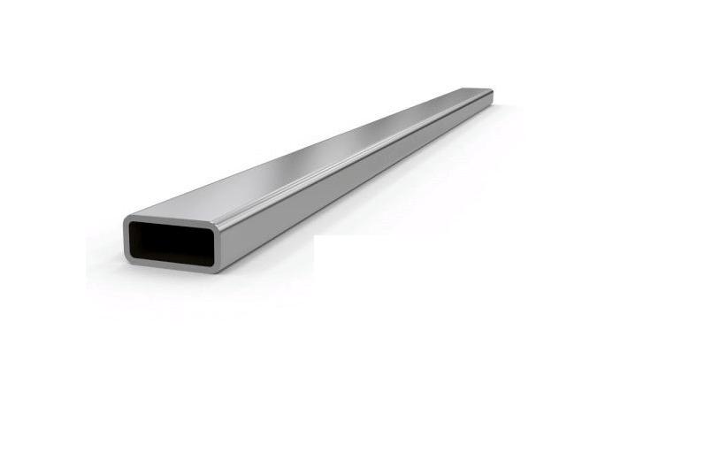 Штанга прямоугольная для душевой 10 х 30 мм